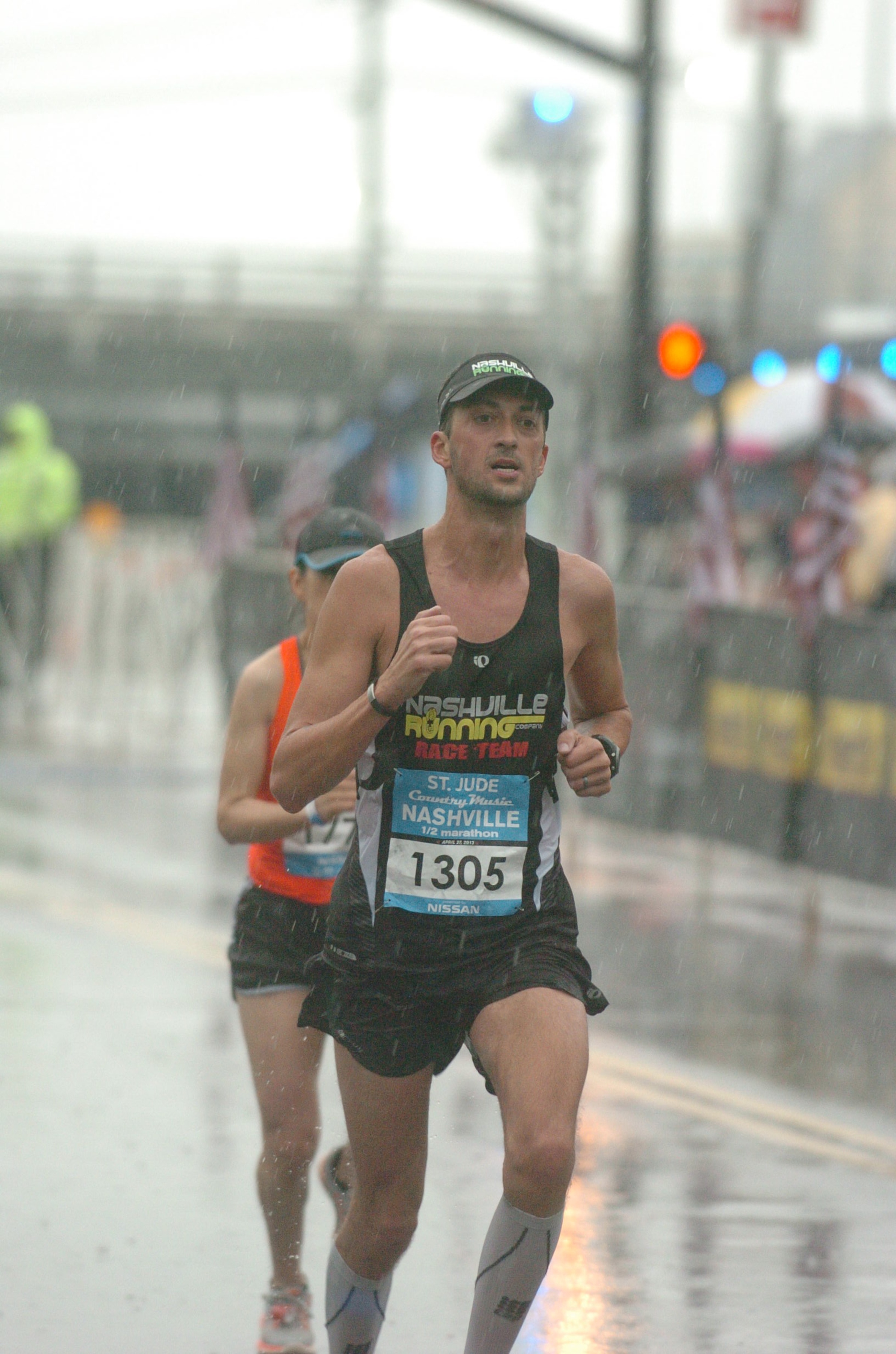 setting my half-marathon PR at Country Music this year (my first race on the NRC race team)