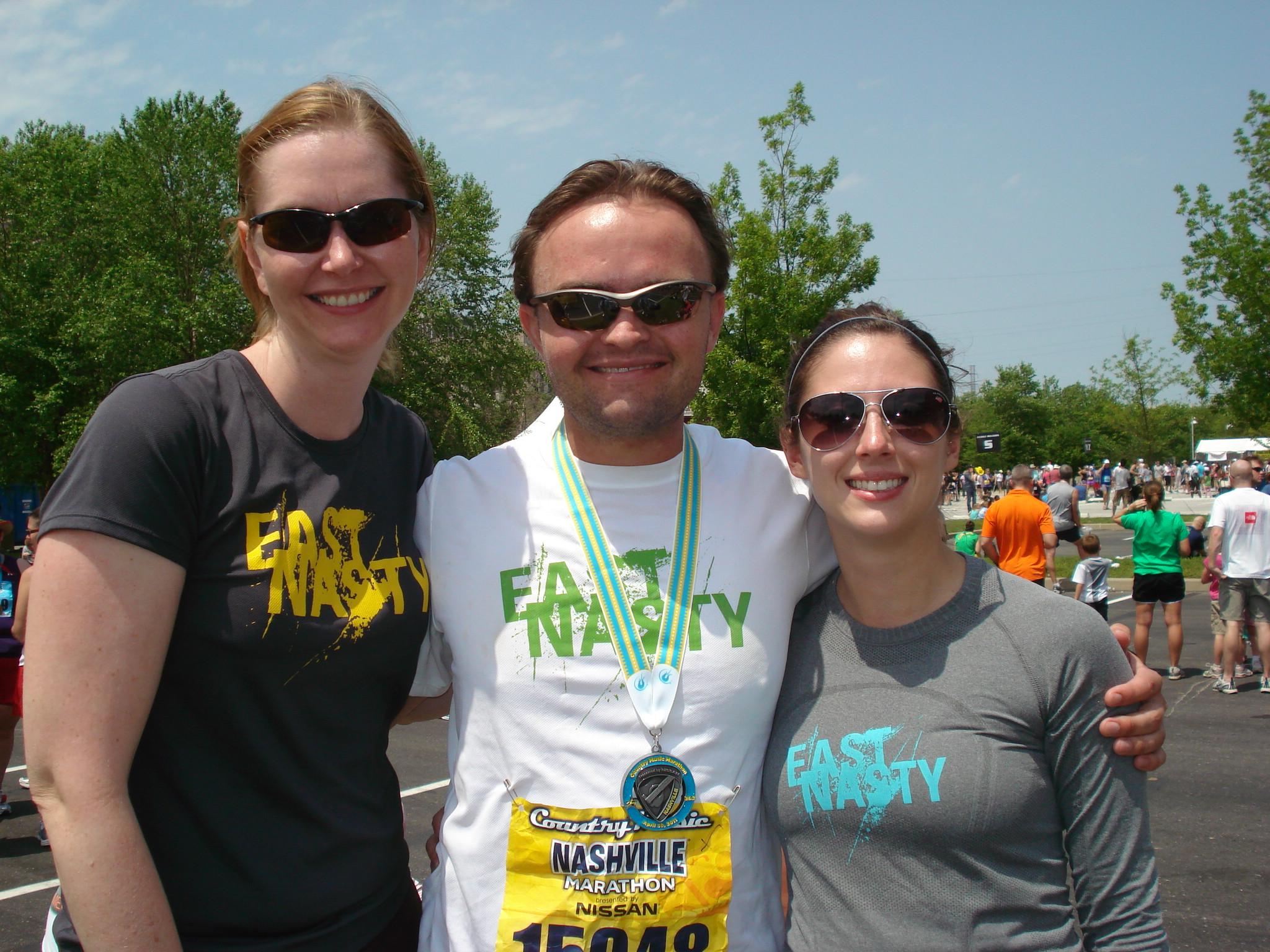First Marathon, 2011 Country Music