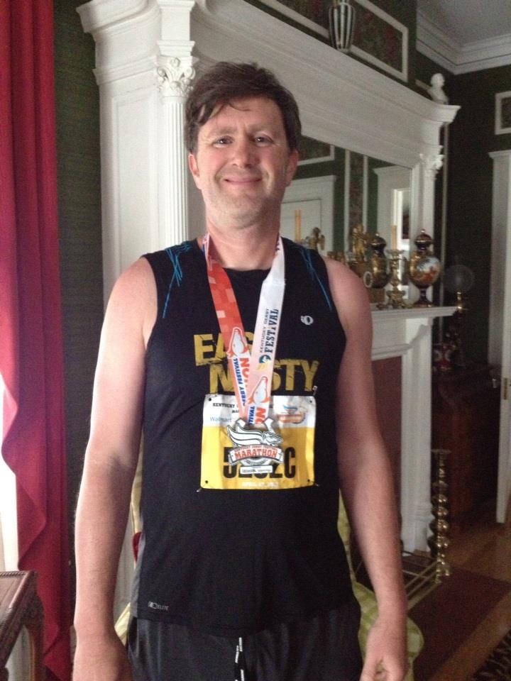Derby Marathon 2013