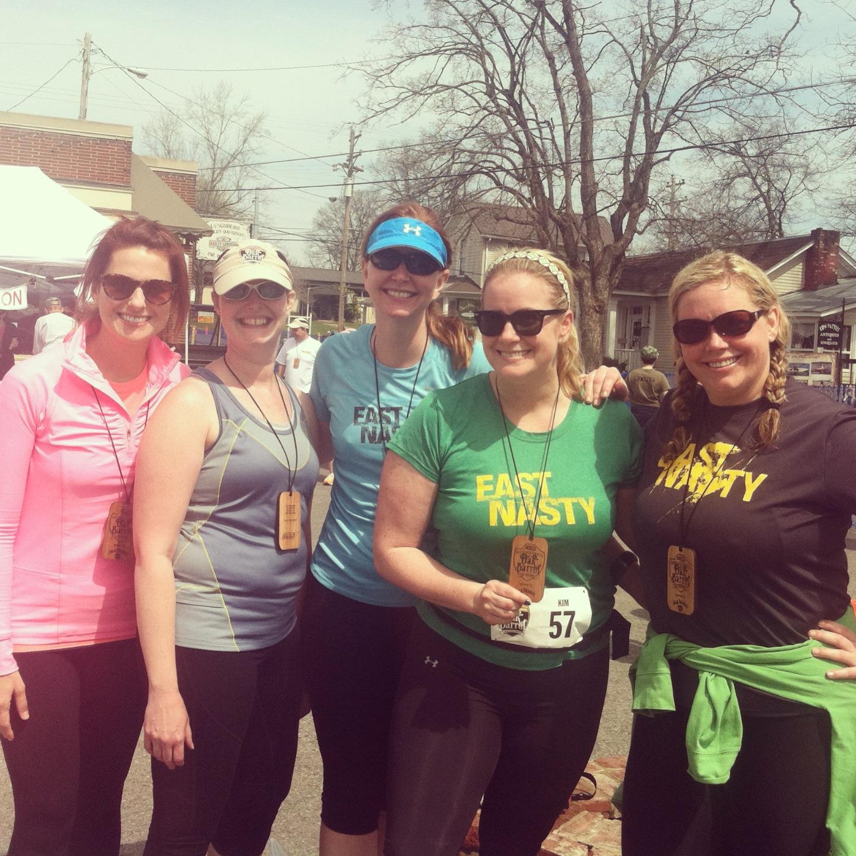Oak Barrel Half Marathon 2013