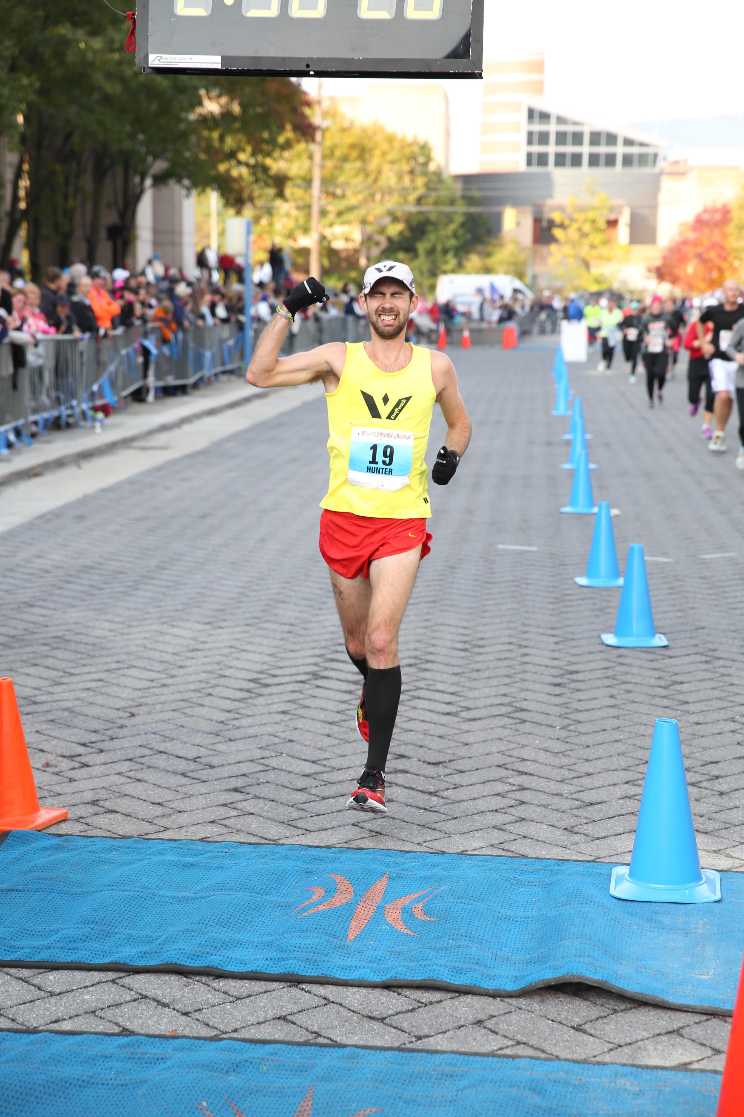 Indianapolis Finish Line