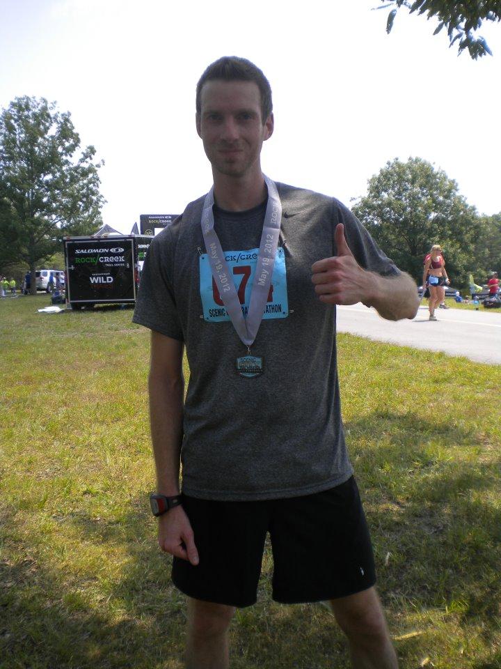 Scenic City Marathon 2012