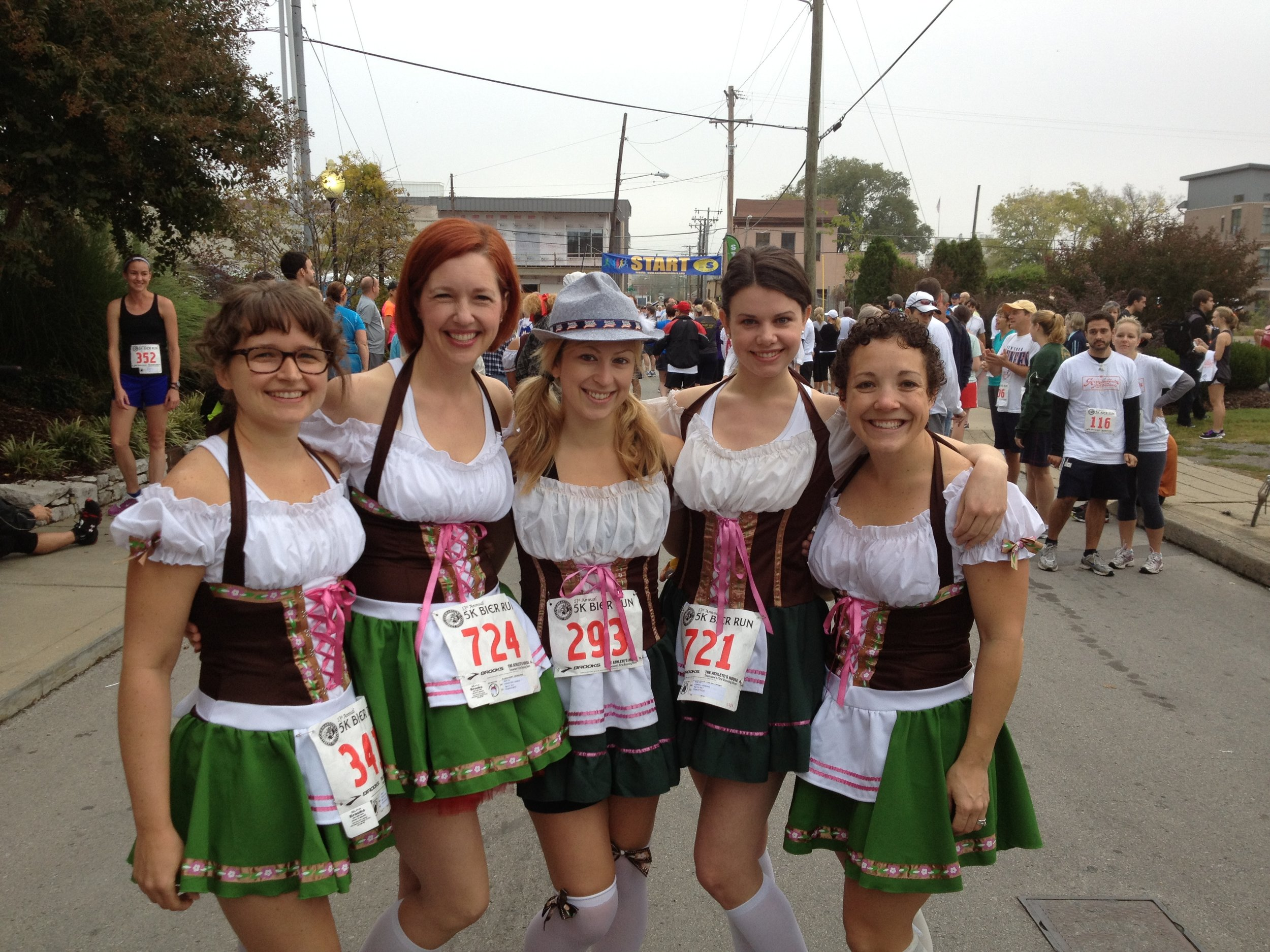 Bier Girls, October 2012