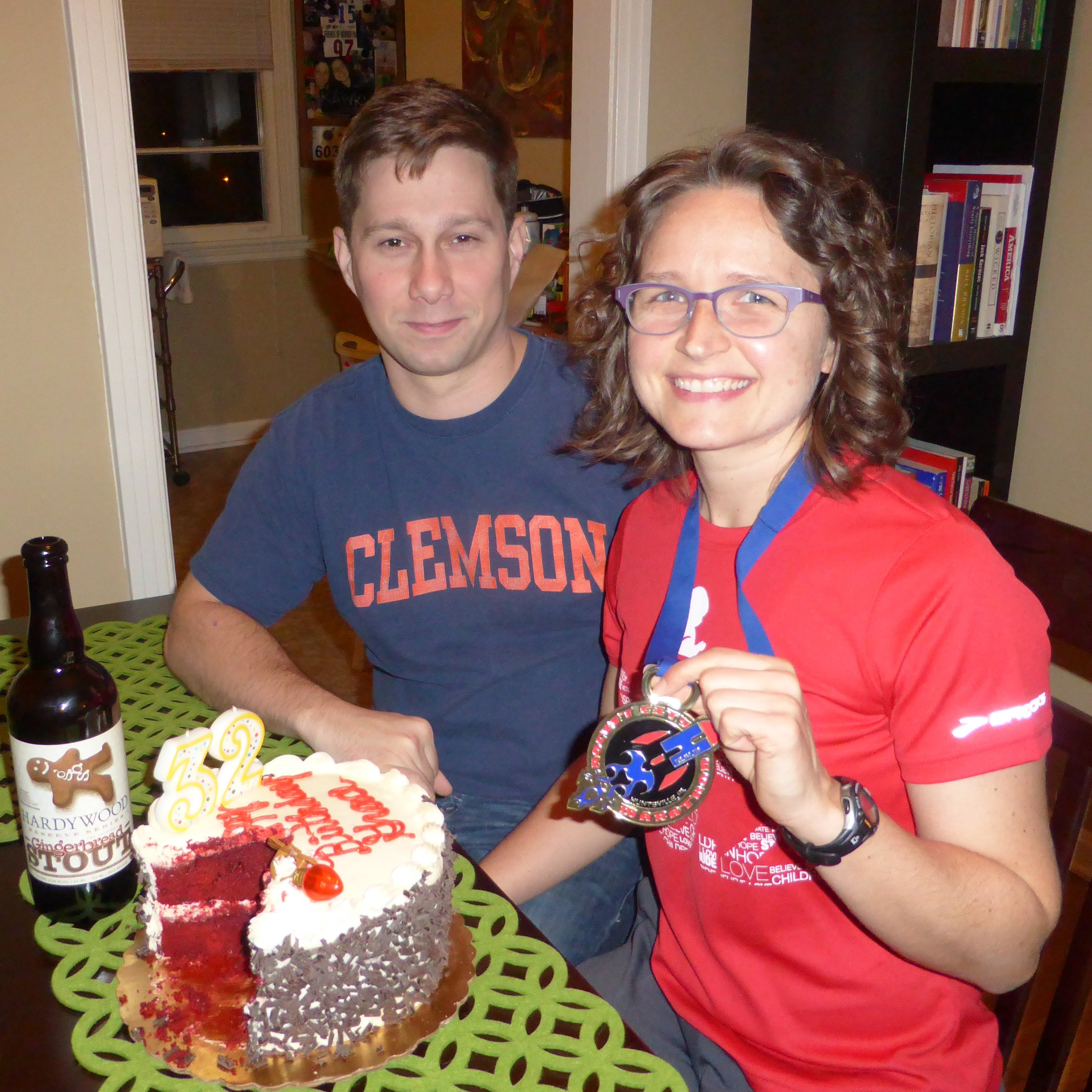 Birthday Marathon, December 2013