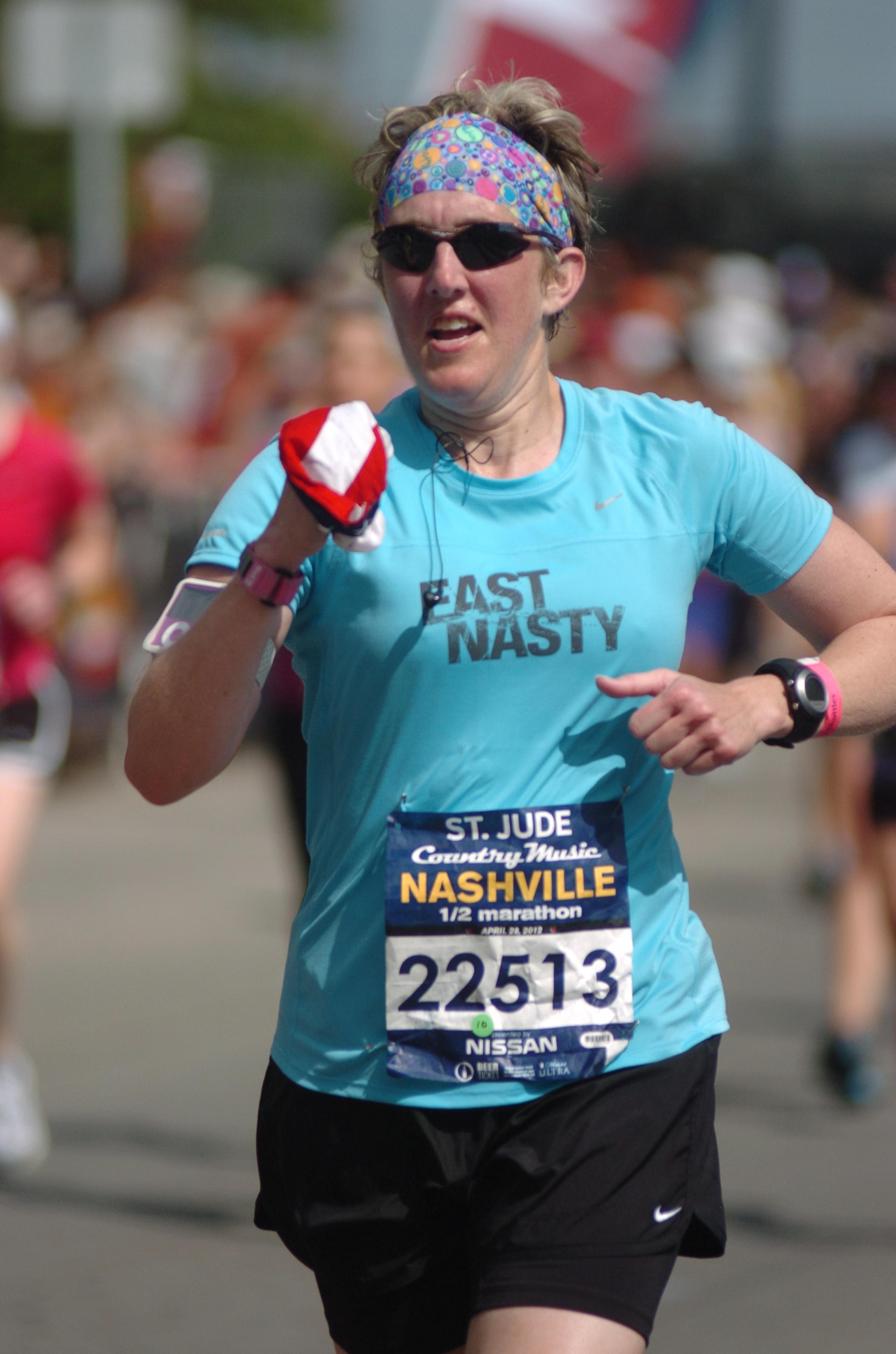 2012 CM Half Marathon