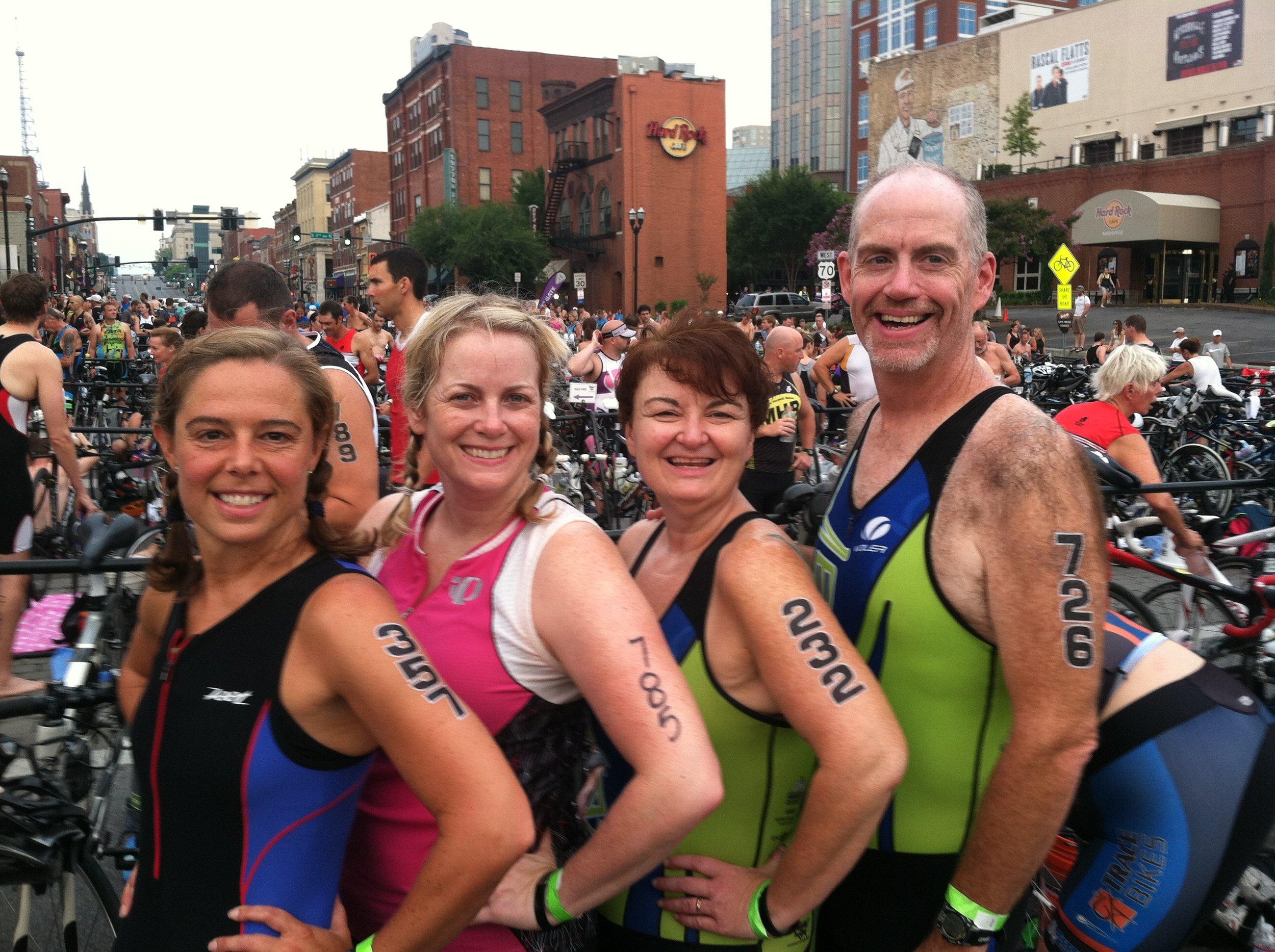 Team Magic Music City Triathlon 2014