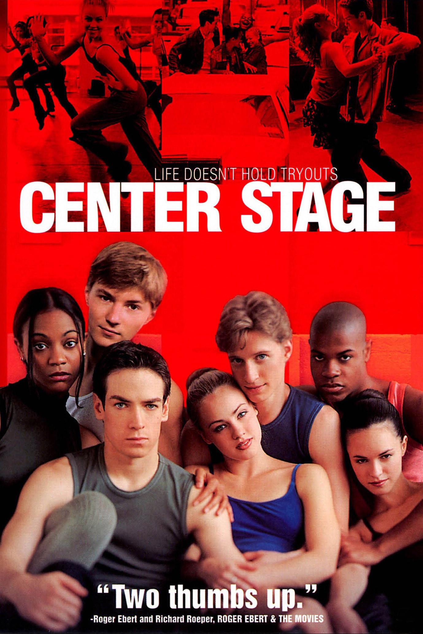 (2000) A group of 12 teenagers from various backgrounds enroll at the American Ballet Academy in New York to make it as ballet dancers and each one deals with the problems and stress of training and getting ahead in the world of dance. -