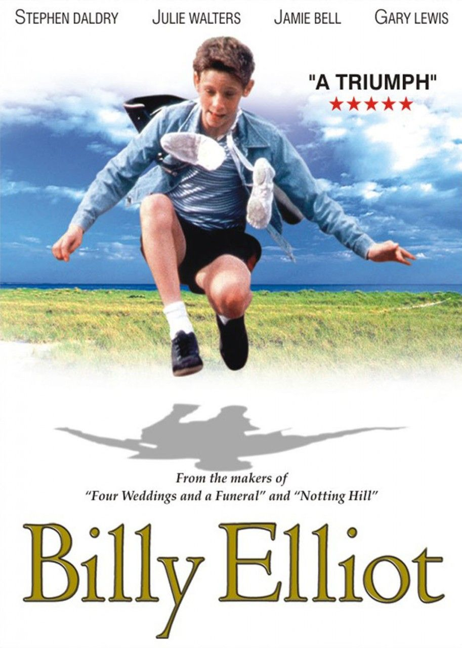 (2000) A talented young boy becomes torn between his unexpected love of dance and his family. -