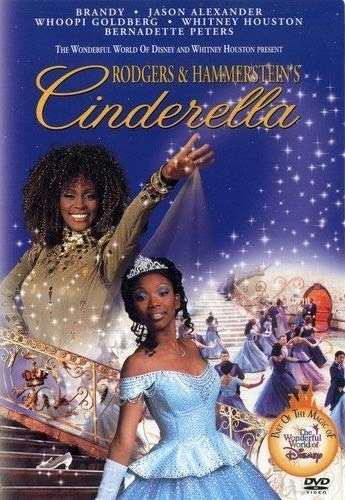 (1997) Cinderella sneaks to the Royal Ball with the help of her fairy godmother! -