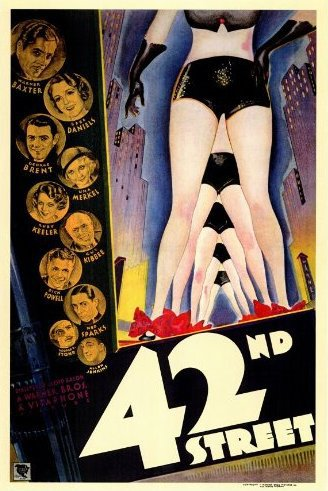 (1933) A director puts on what may be his last Broadway show and, at the last moment, a naive newcomer has to replace the star. -