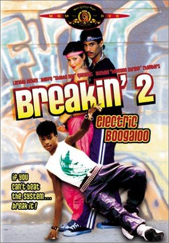 (1984) A developer tries to bulldoze a community recreation center. The local breakdancers try to stop it. -