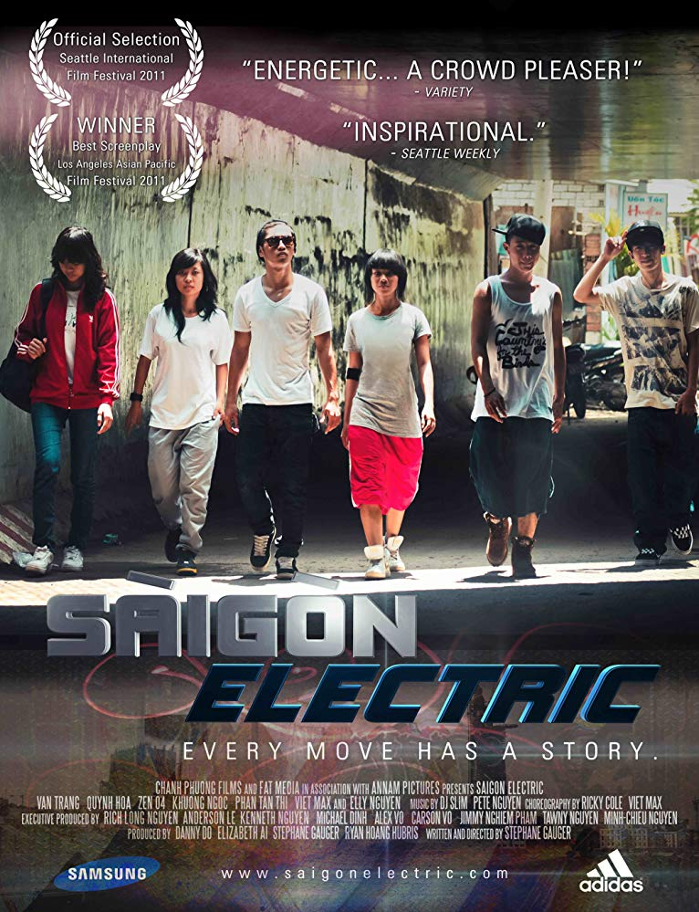 (2011) Mai, a ribbon dancer from the countryside arrives in Saigon and befriends Kim, a street dancer. A promise of a better life leads their dance crew to the big competition, but a romance with a rich kid threatens to derail Kim's plans. -