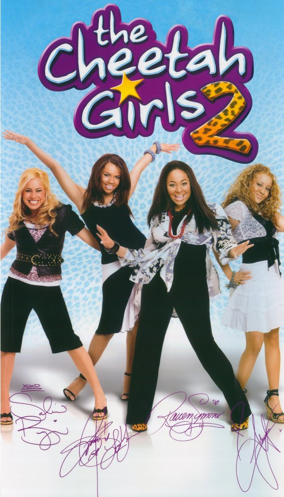 (2006) The Cheetah Girls return for more adventures traveling to Spain to take part in a music festival. -