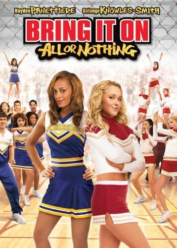(2006) A transfer student to a rough high school tries joining the cheer-leading squad and she not only faces off against the head cheerleader, but against her former school in preparation for a cheer-off competition. -