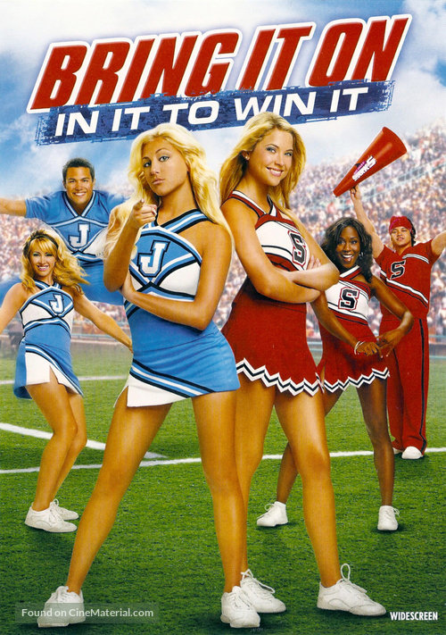 (2007) Californian cheer queen Carson leads her team's cheerleading squad to a prestigious cheer camp, where they face off with their elite New York rivals. -