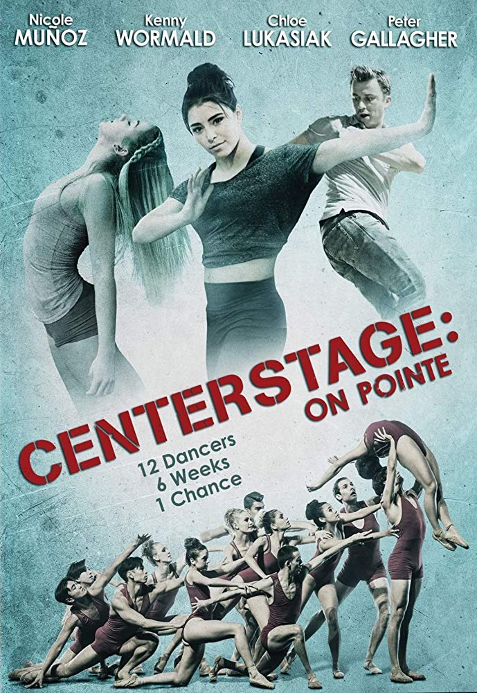 (2016) In Center Stage: On Pointe, Jonathan Reeves is tasked with infusing more contemporary styles and modernism into the American Ballet Academy, and enlists his his top choreographers Charlie, Cooper, and Tommy to recruit dancers to compete at a camp where the winners will be selected to join the Academy. -