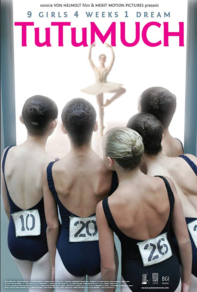 (2010) Nine young ballet dancers compete to attend an exclusive four week training camp. -