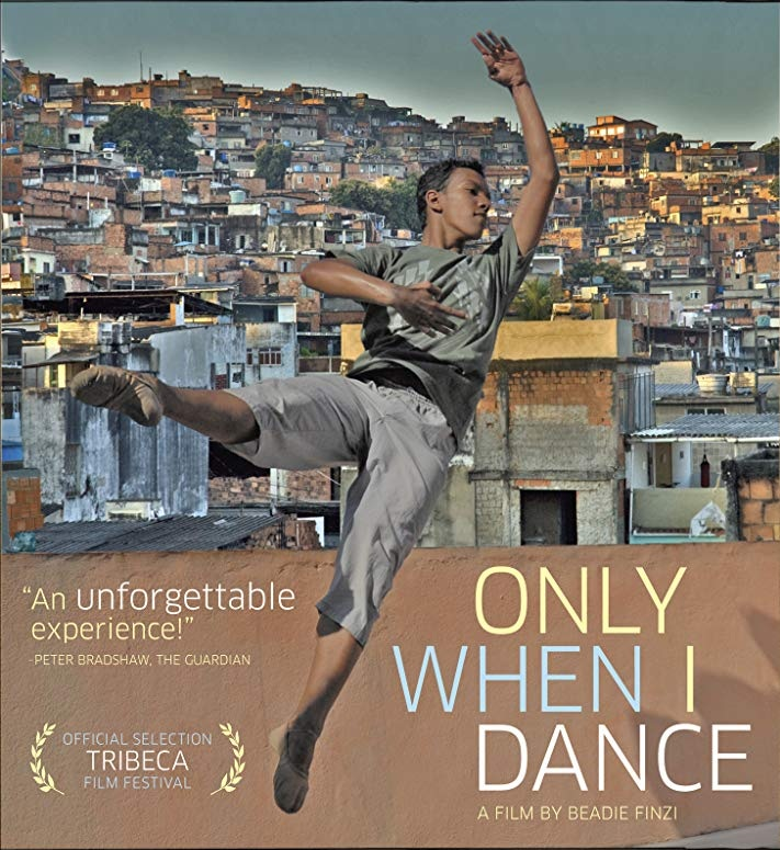 (2009) Two young kids try to dance their way out of the favelas of Rio. -