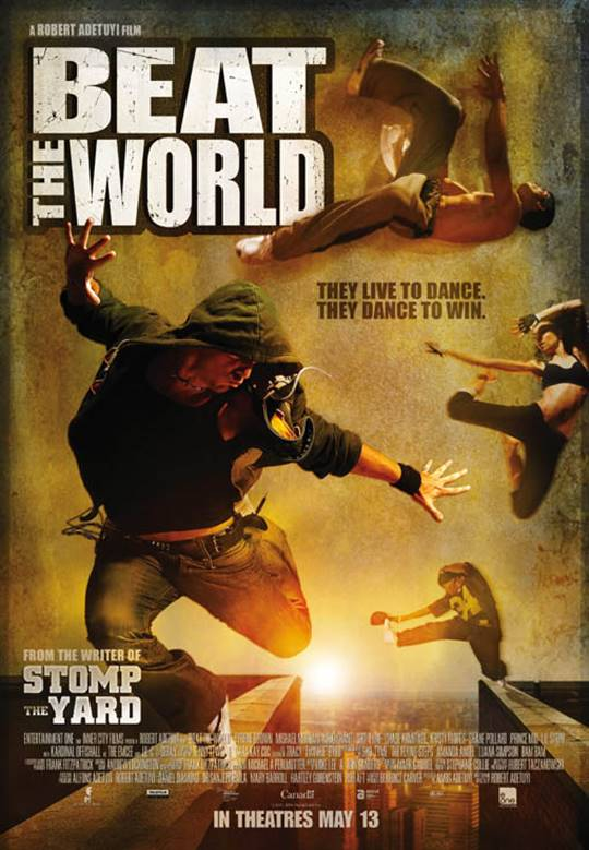 (2011) Three dance crews prepare to do battle at the international Beat the World competition in Detroit. In the final showdown to become world champions lifelong hopes, dreams and even lives, are at stake. -