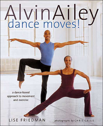 (2003) This innovative new approach to fitness introduces an array of exercises and routines based on dance and movement techniques from the Alvin Ailey American Dance Theater, all designed for individuals of all fitness levels to help improve posture, increase strength and stamina, promote flexibility, support relaxation, and relieve aches and pains. -