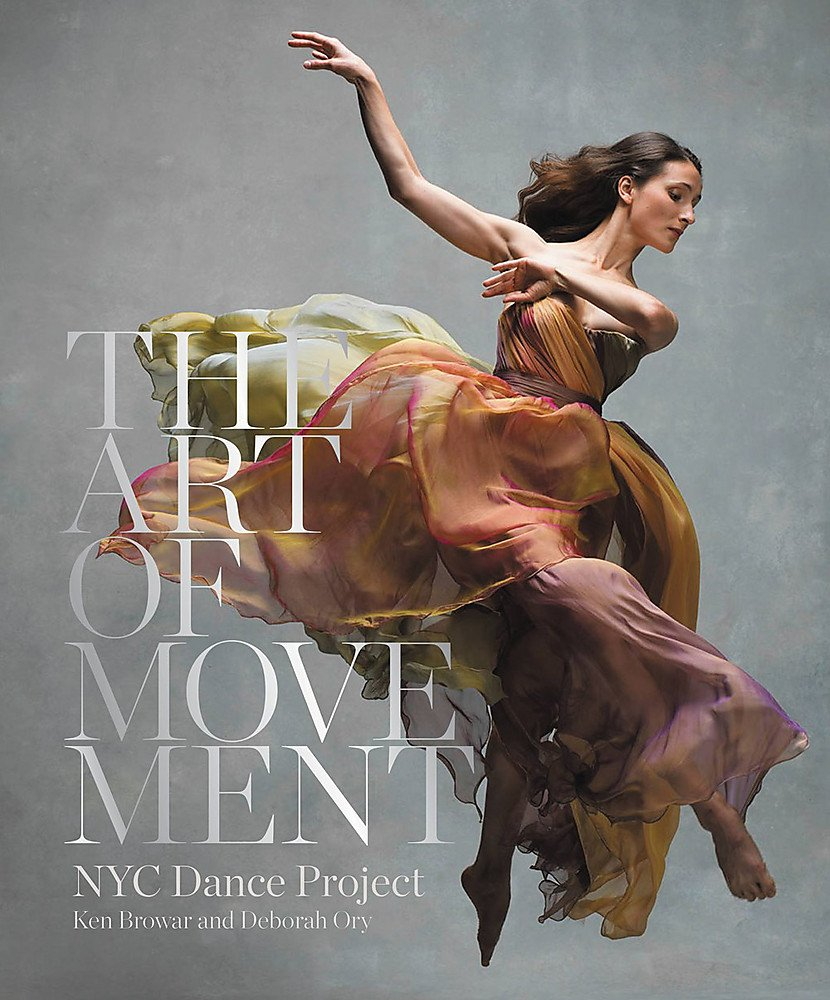 (2016) A stunning celebration of movement and dance in hundreds of breathtaking photographs of more than 70 dancers from American Ballet Theater, New York City Ballet, Alvin Ailey American Dance Theater, Martha Graham Dance Company, Boston Ballet, Royal Danish Ballet, the Royal Ballet, and many more. -