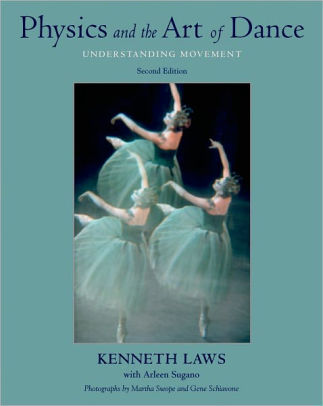 (2002) Using simple, non-technical terms, Kenneth Laws combines his knowledge of both physics and dance to describe how the laws of gravity, momentum, and energy affect dancing bodies. The book explores the natural laws that govern the subtleties of balance, the techniques of leaps and pirouettes, and the impressive lifts and turns executed by ballet partners. Finally, Laws offers insight into two current discussions in the dance world--the effect of body size on ballet technique, and the relationship between science and the art of dance. -