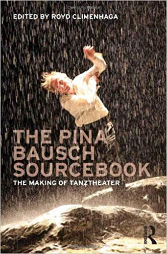 (2012) This edited collection presents a compendium of source material and contextual essays that examine Pina Bausch's history, practice and legacy, and the development of Tanztheater as a new form. Interviews, reviews and major essays chart the evolution of Bausch's pioneering approach and explore this evocative new mode of performance. -