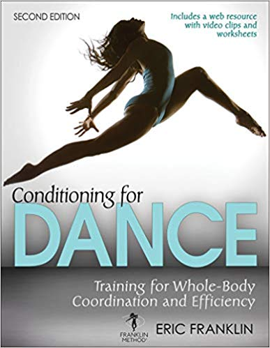 (2018) An internationally renowned master teacher, Franklin has developed a science-based method of conditioning that is taught and practiced in companies and schools around the world. In this new edition of Conditioning for Dance, he integrates the latest scientific research on strength, flexibility, and conditioning into his dance exercises. -