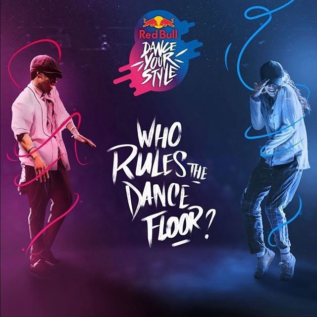 Who rules the dance floor? YOU decide! Grab your tickets for DANCE YOUR STYLE hosted by @redbulldance this Sunday, August 11 in Los Angeles!  Details ♾ in bio ☝🏾 #dailydosedance #event #losangeles #redbull #dance #battle #hollywood #la #hiphop