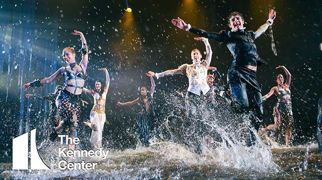 #DC's premier physical theater Synetic Theater's performs a water-filled production of 'The Tempest' LIVE @mstage365 @kennedycenter 6pm EST! Join the company for a #workshop exploring how they tell stories through a synthesis of movement styles, from dance to acrobatics to sword-fighting, and everything in between immediately following the performance! The performance will be STREAMED LIVE! ♾ in bio ☝🏾 #dailydosedance #kennedycenter #millenniumstage #dance #theater #performance  https://www.kennedy-center.org/video/live