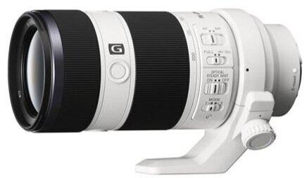 SONY FE 70-200MM F/4.0G OSS. -