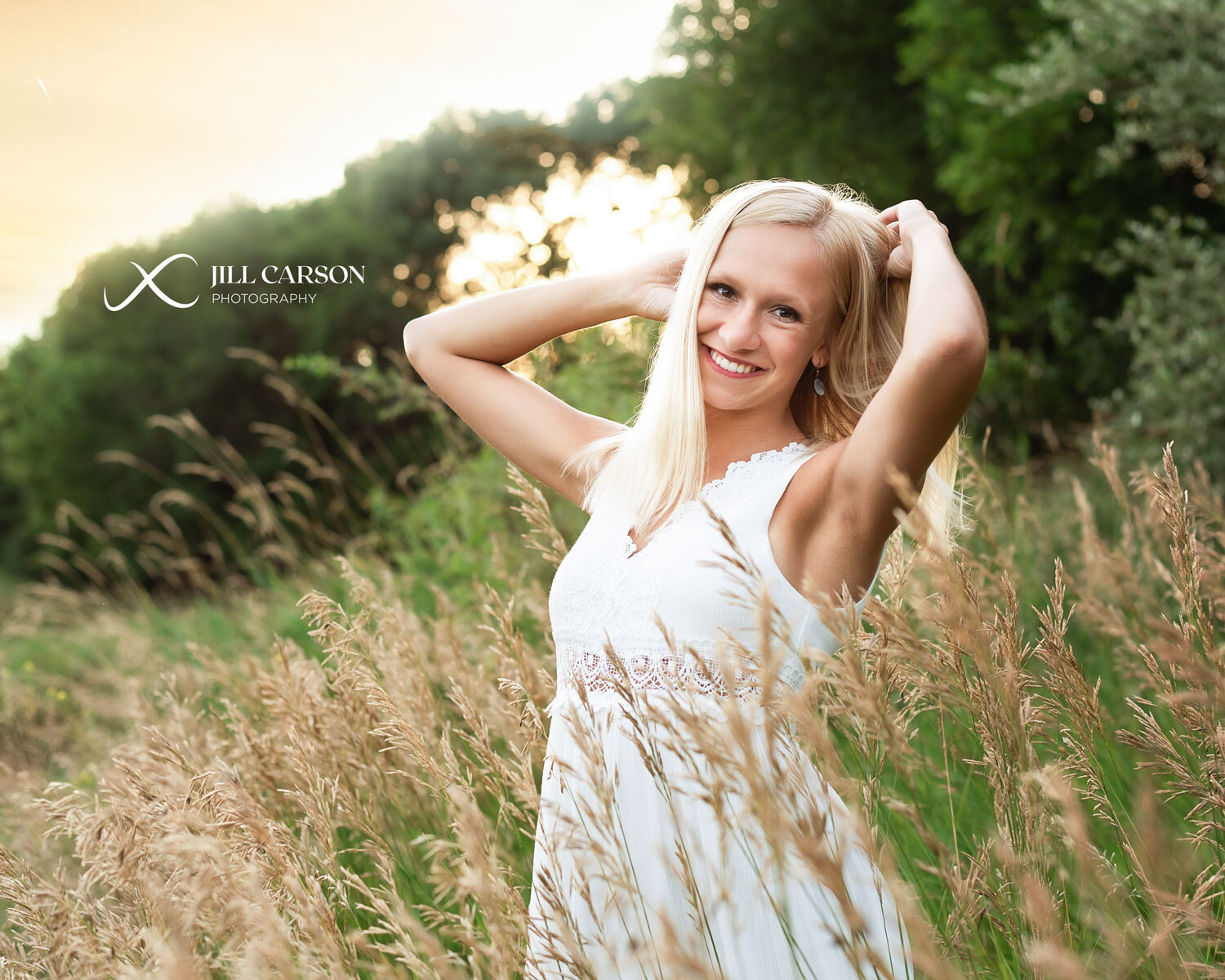Outdoor senior session