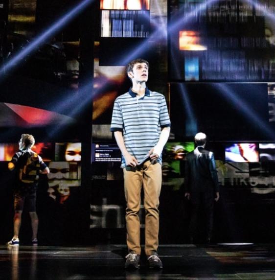 """Dear Evan Hansen"" opens at the Ahmanson Theatre"