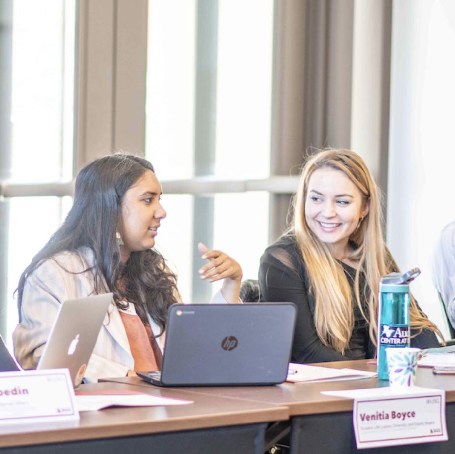 USC hosts first student leader symposium