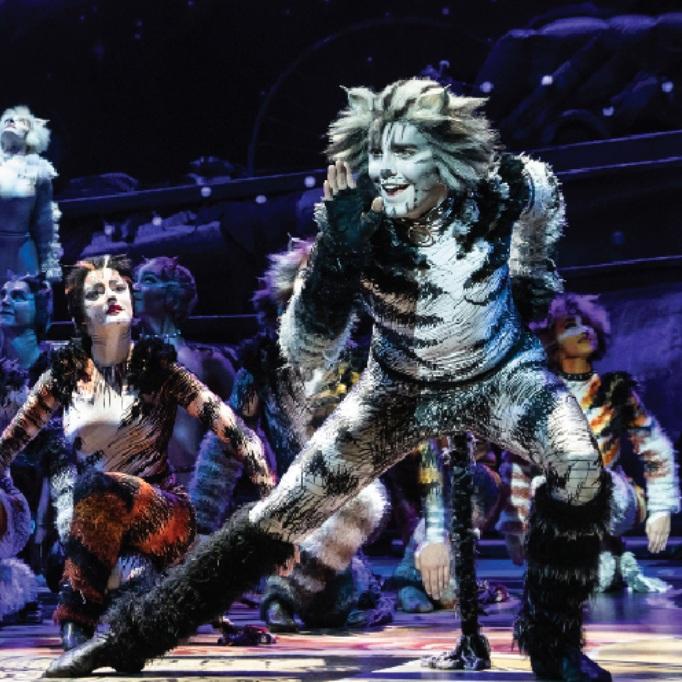 "Pantages's ""Cats"" embraces its eccentricities"