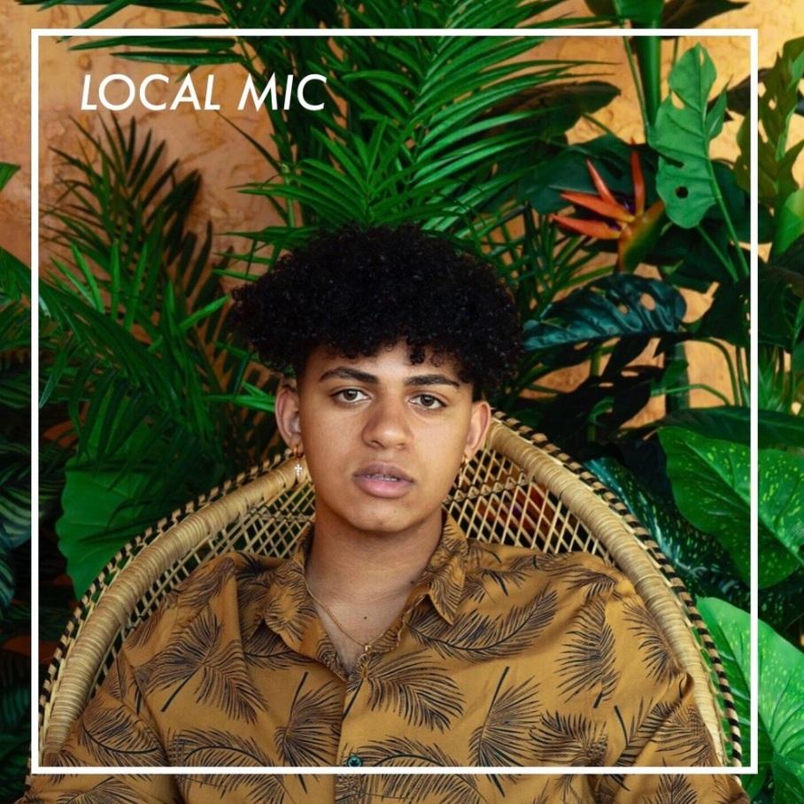 Local Mic: Amir Kelly