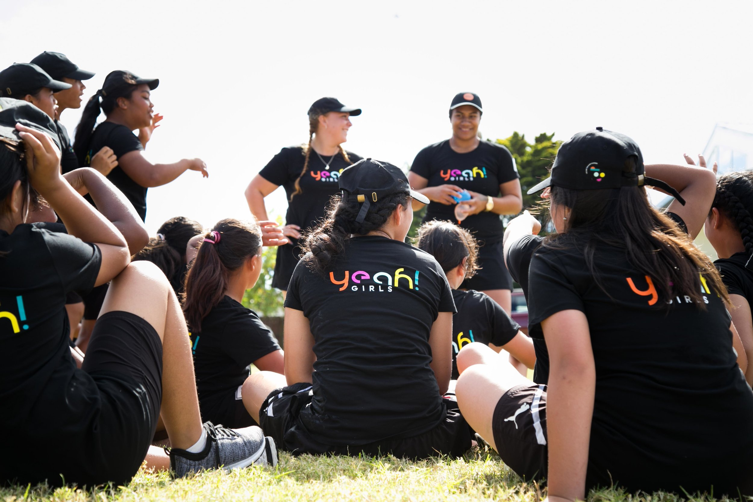 Check out YEAH! GIRLS - YEAH! GIRLS sessions are run all over New Zealand. Each session is an hour long, and run by handpicked Activators, trained in delivering super fun, active experiences taylored to girls . Click below to find your nearest Hub and scroll down to meet your Activator, they're super friendly.Learn more ➝