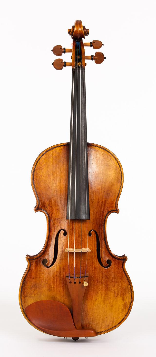 Starkie Strad model violin 2018 front.jpg
