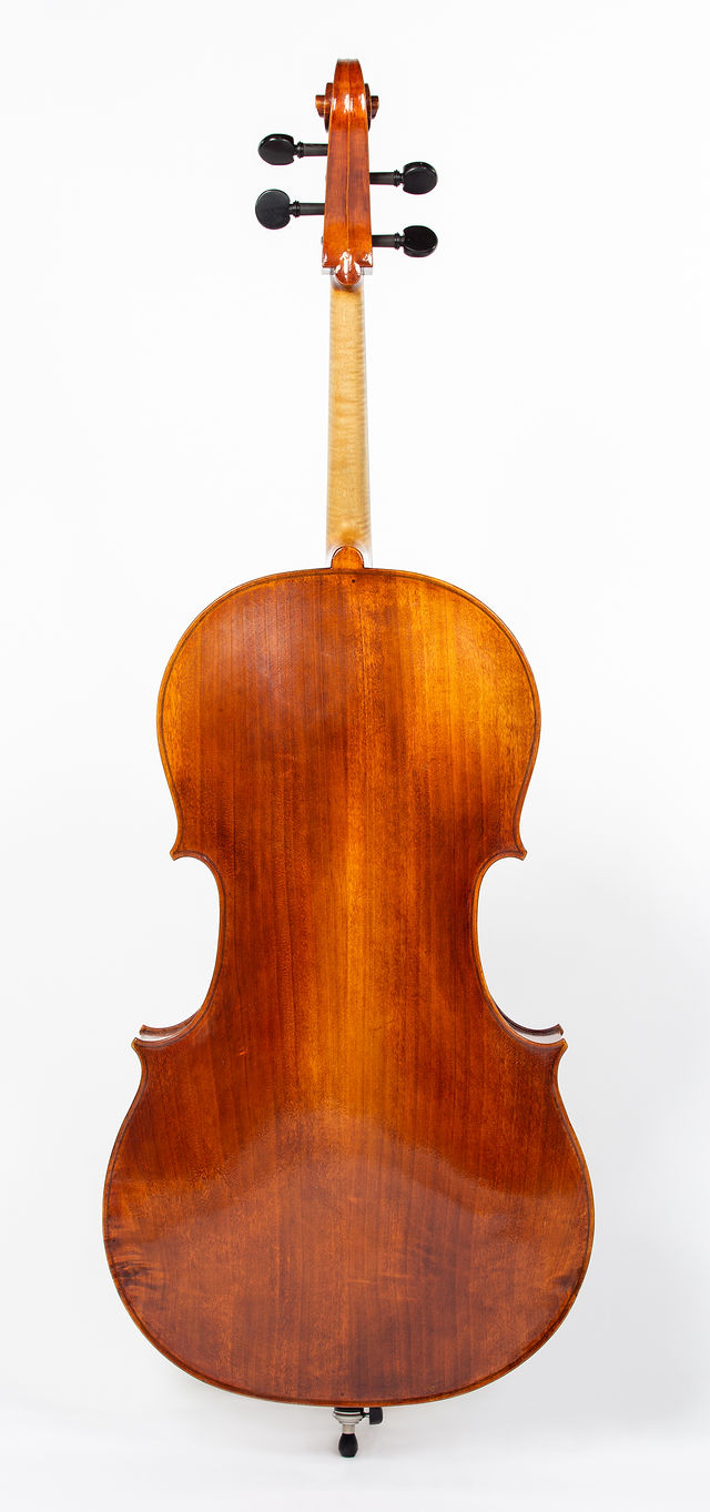 Starkie Grancino model cello 2018 back.jpg