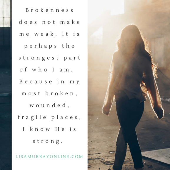 Why Embracing Our Brokenness Is Necessary For Us To Be Whole