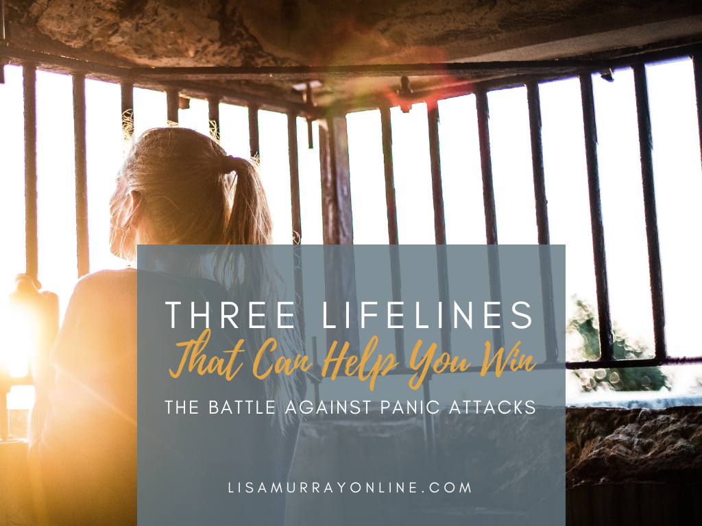 Three Lifelines That Can Help You Win The Battle Against Anxiety and Panic Attacks