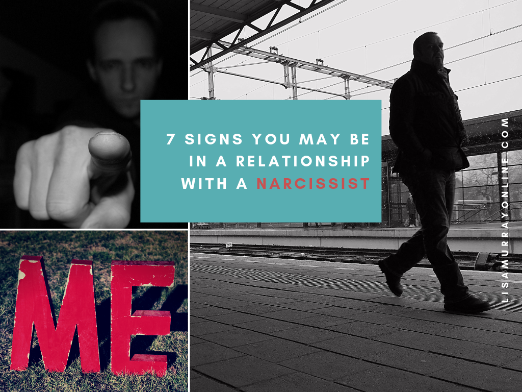 7 Signs You Might Be In a Relationship With a Narcissist