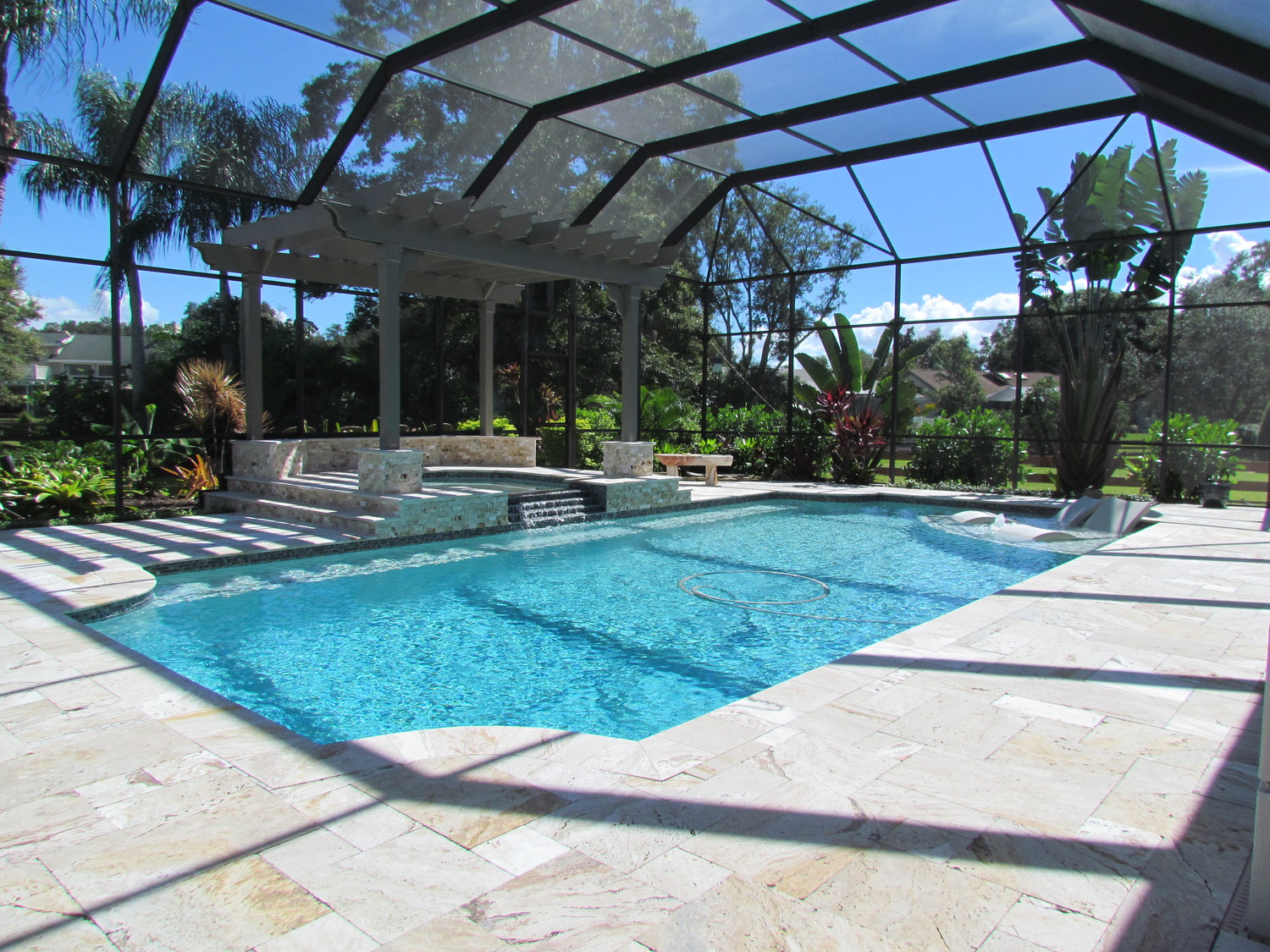 Pool Cleaning — Swimming Pool Service Clearwater and Safety ...