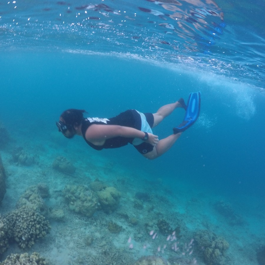 Even a professional diver can drown from shallow water blackout.
