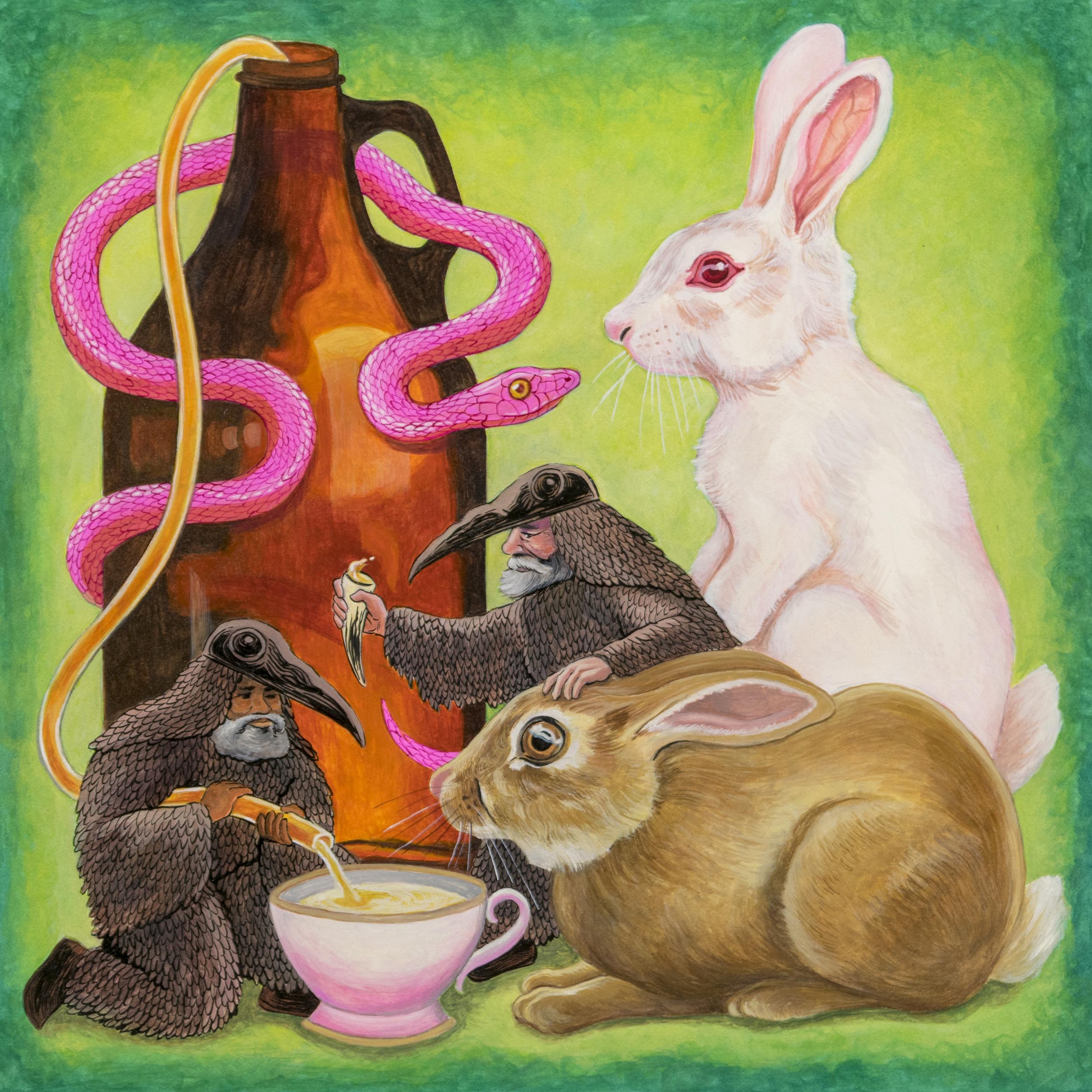 image_rabbit_revelers_snake_beer_teacup.jpg