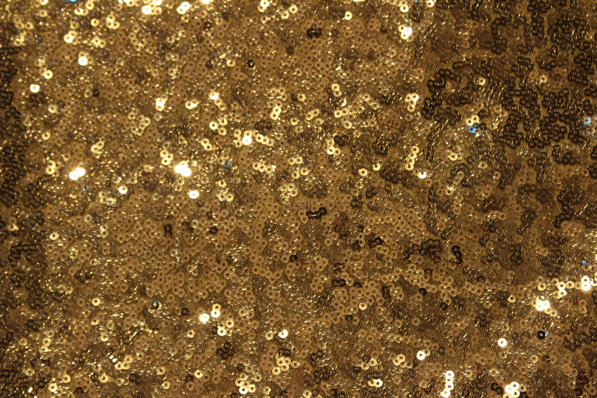 Gold Sequins