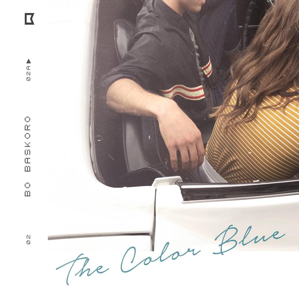 Bo Baskoro - The Color Blue - Single