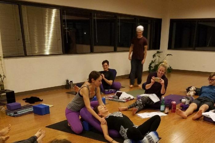 Yoga Teacher Training with Kindness Yoga Part 2