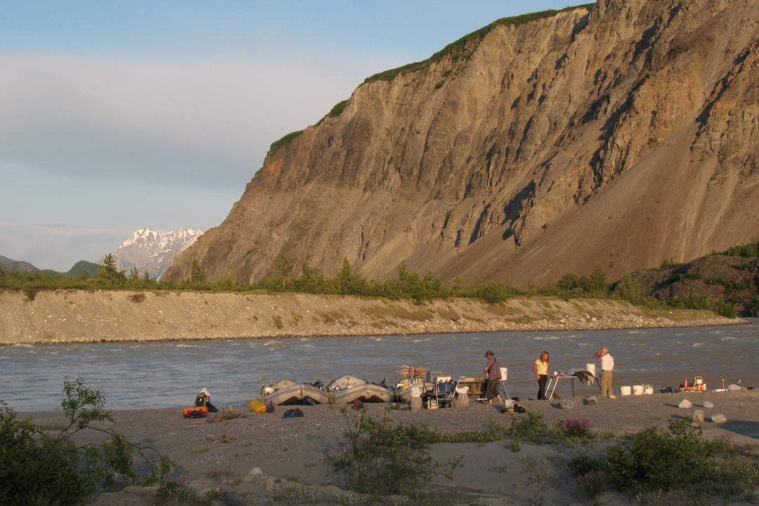 Camping, 2009