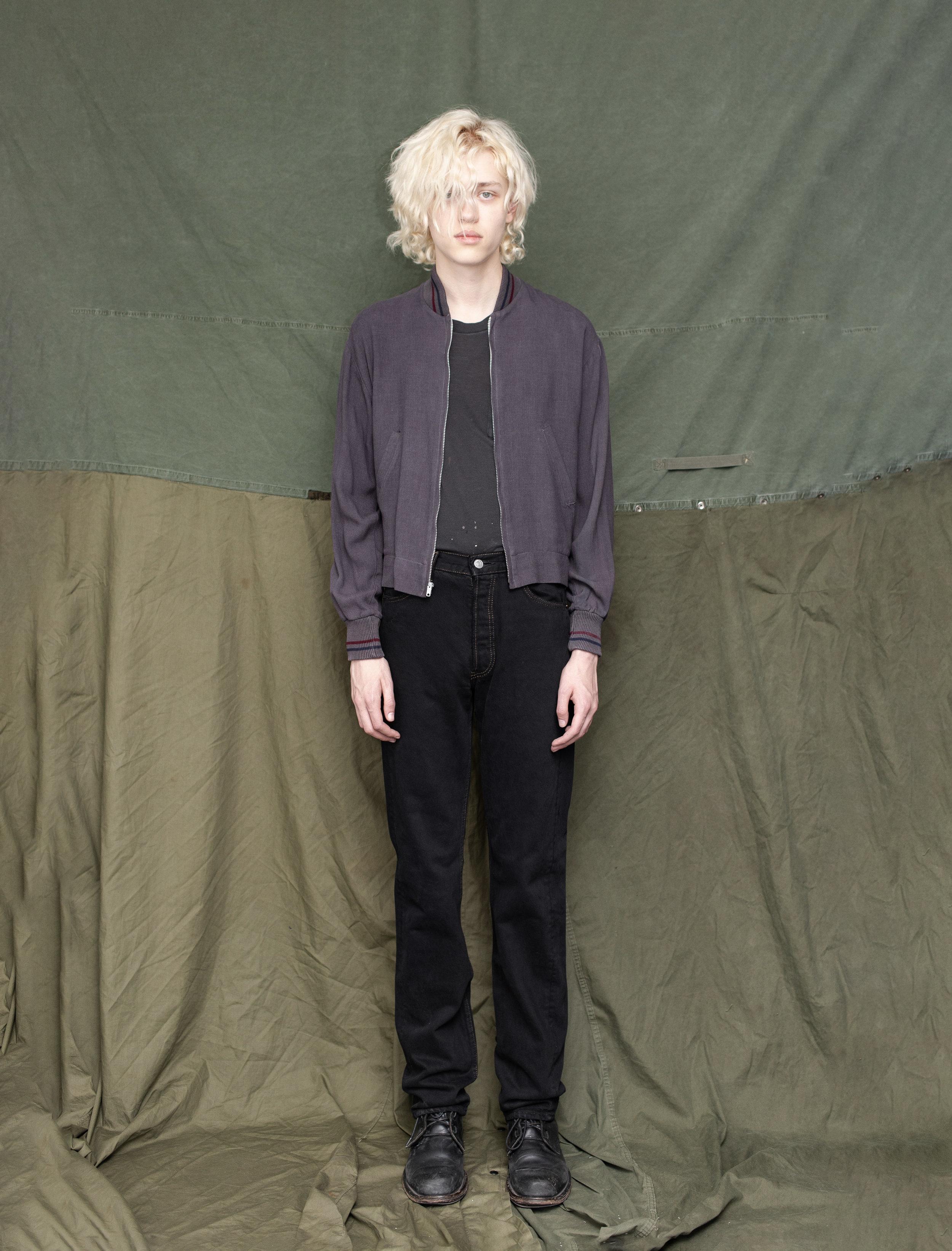 50's Sportswear Jacket 80's Levi's 501 Jeans
